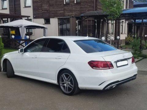 прокат Mercedes E класс W212