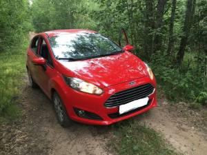 аренда Ford Fiesta