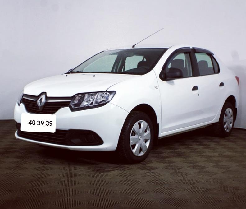 Renault Logan МT