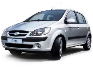 Аренда автомобиля Hyundai Getz