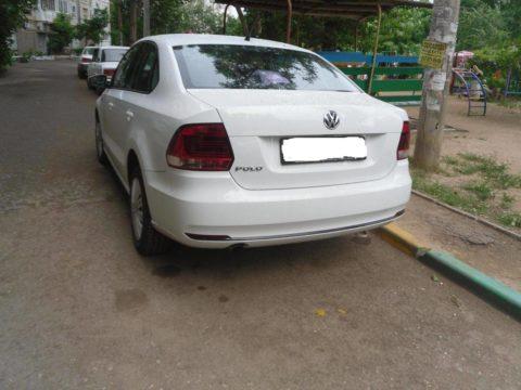 Volkswagen Polo седан прокат