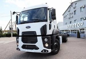 выпуск новых грузовиков