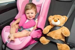 детские автокресла - бесплатно