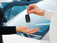 Популярность услуги аренды чужих автомобилей