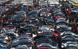 Самые популярные подержанные машины в России